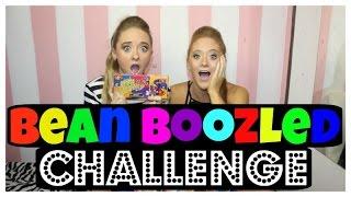 Bean Boozled Challenge!   Teagan & Sam