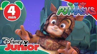 PJ Masks SuperPigiamini | Dall'episodio 48 - parte 2 - Disney Junior Italia