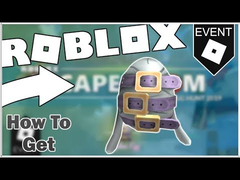 Event How To Get Eggdini In Escape Room Roblox Youtube