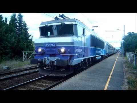 BB 22393+Corail reverisible a Tain