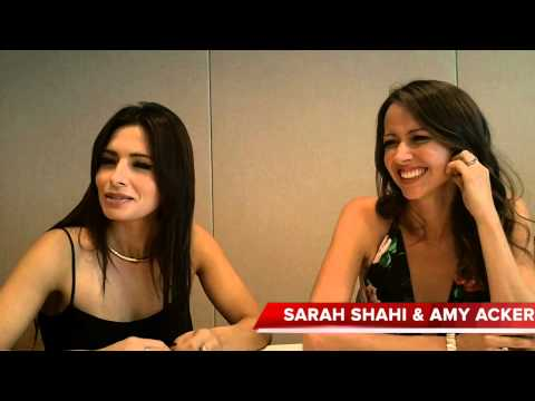 Sarah Shahi and Amy Acker Talk PERSON OF INTEREST Season 4 ...