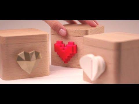 Lovebox, la boite à amour connectée