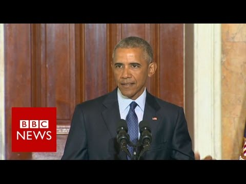 'Radical Islam': Obama explains why he doesn't use the term - BBC News