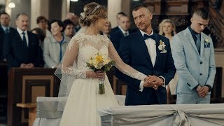 KAROLINA I MARCIN | TELEDYSK ŚLUBNY | WEDDING TRAILER | REC ON STUDIO | 2018