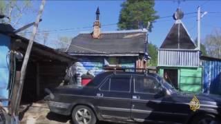 هذا الصباح-فنان روسي يحول منزله إلى قطعة فنية