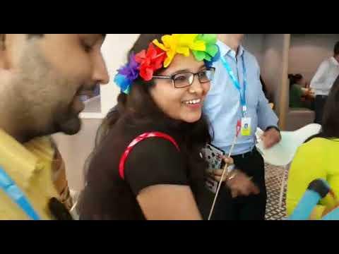 Interactive Digital Slingshot for Abbott Mumbai