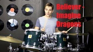 Believer Drum Tutorial - Imagine Dragons