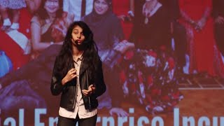 Create Your Own Career While Others Are Looking For One | Harsha Ravindran | TEDxYouth@SKIS