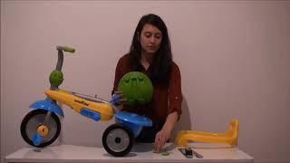 smarTrike - Lollipop model assembly video