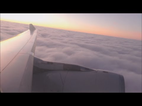 American Airlines Airbus A330-200 [N289AY] dawn takeoff from PHL