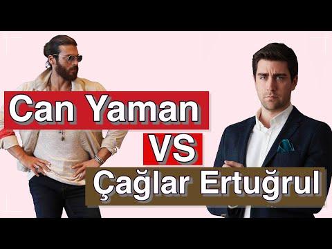 Çağlar Ertuğrul VS Can Yaman