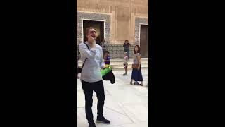 This Spanish Man Doing Adhan in | Alhamba Palace | | Spain | First Time In 500 Years