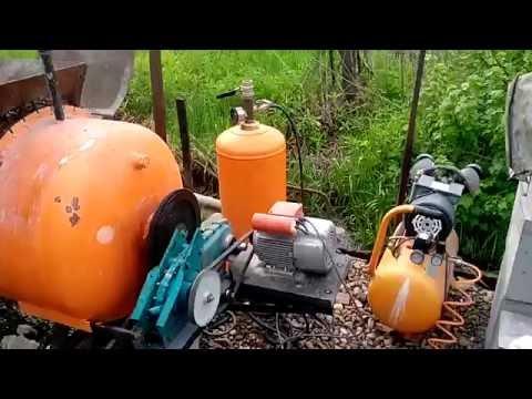 Изготовление пенобетона в домашних условиях изготовление оборудования