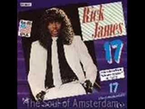 Rick James - 17  Instrumental