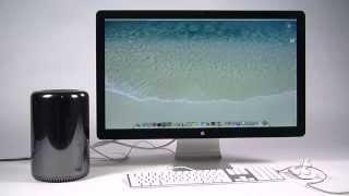 Ein erster Blick auf den neuen Mac Pro