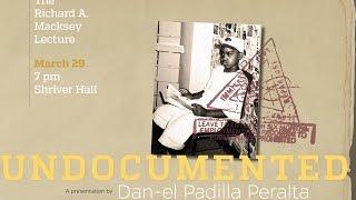 The Richard A. Macksey Lecture: Dan-el Padilla Peralta