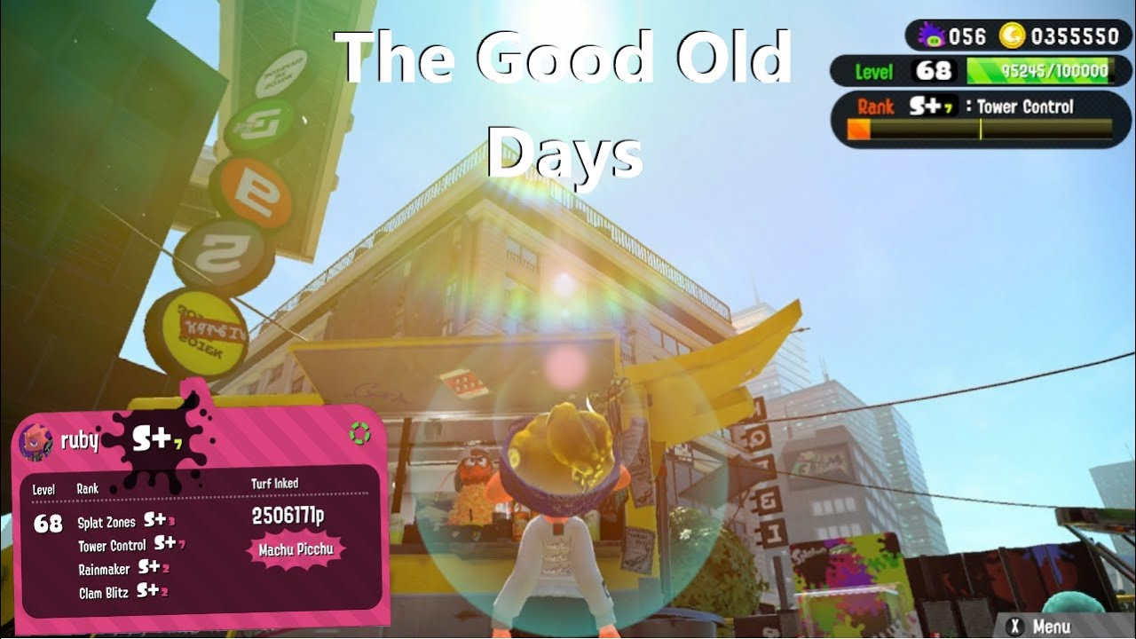 My time as a Squid Kid