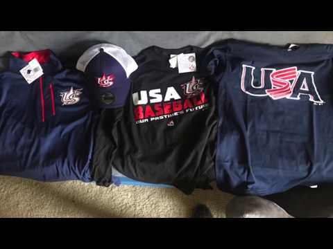 USA Baseball Mystery Box Unboxing