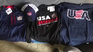 USA Baseball Mystery Box Unboxing
