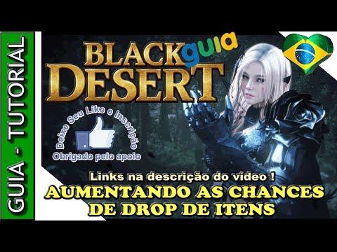 🔴 TUTORIAL BLACK DESERT - COMO AUMENTAR O DROP DE ITENS DOS MOBS 💙
