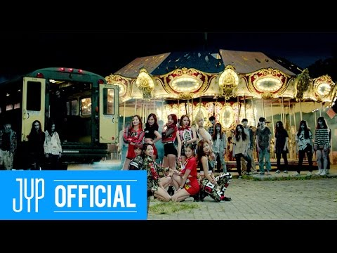 "TWICE ""OOH-AHH하게(Like OOH-AHH)"" M/V Dance Ver."