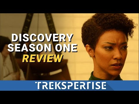 Into The Mirror: Discovery Season One Review