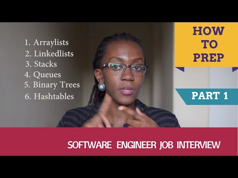 The BEST WAY to Prepare for a Software Engineer Job Interview!
