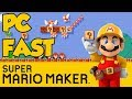 SUPER MARIO MAKER PC - EASY AND FAST TUTORIAL