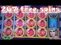 EPIC BONUS 265 Free Spins Valley Of Riches DREAM MACHINE This Game Is mp3