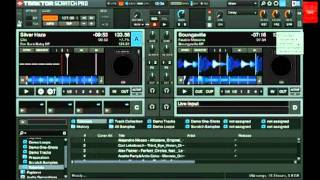 How to use Single Turntable Mode in Traktor Scratch