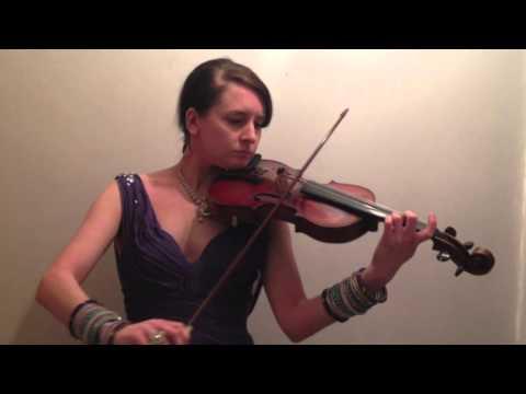 Suraj Hua Maddham (Violin Cover) - Ray Louise Coyle