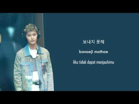 단 한 사람 (Because of You)-태일 (Taeil) [SMROOKIES] Indo Sub + Romanization + Hangul]