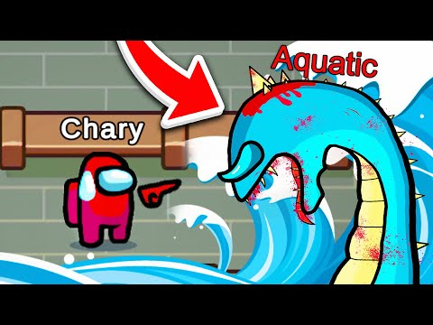 Don't Play Among Us With AQUATIC, OR ELSE! 😨