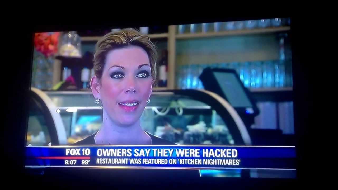 Funny!!! Amy\'s Baking Company Bakery on Fox Ten News - YouTube