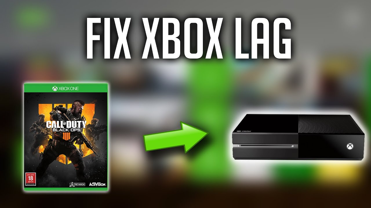 How To Fix Lag On Xbox One Technotrend Youtube Game Ps4 The Crew Requires Internet Reg 1 Xboxlag Gameshare Xboxonelag