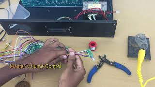 5.1 Channel Dolby DTS Optical Coaxial Amplifier Home Theater Making Part 2
