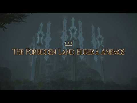 Final Fantasy XIV - The Forbidden Land of Eureka Anemos Gameplay