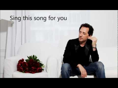 How could I let you go - Gad Elmaleh (paroles)