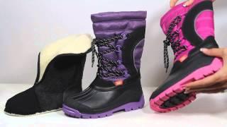 видео Демар: размерная сетка детской обуви
