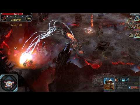 Dawn Of War 2: Full Arena Clear (TAU Commander)