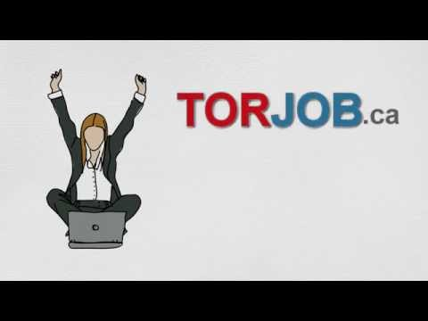 How to find jobs in Toronto in Ontario (Canada)