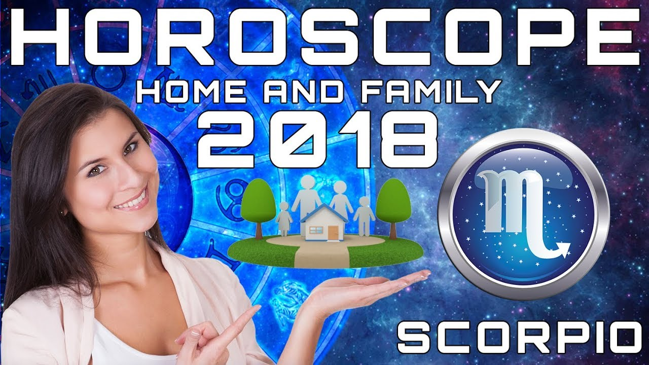 horoscope home and family sign