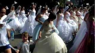 Невесты. День города Серова 2012