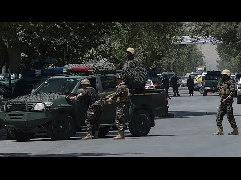 Afghanistan: Car bomb targets Iraqi embassy in Kabul, IS Group claims responsibility