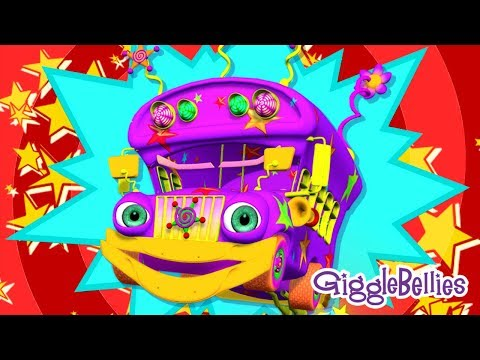 The Wheels On The Bus | Songs for Children Compilation | Kids Songs by GiggleBellies