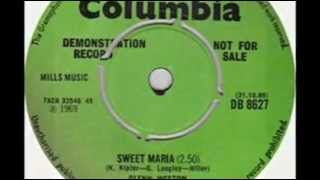GLENN WESTON - Sweet Maria