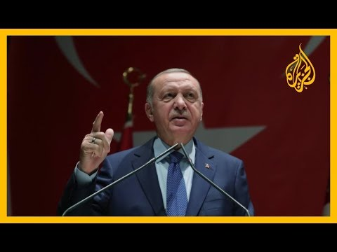 🇱🇾 🇹🇷 #أردوغان يحذر أوروبا من مجموعة جديدة من المشكلات إذا سقطت حكومة #ليبيا الشرعية