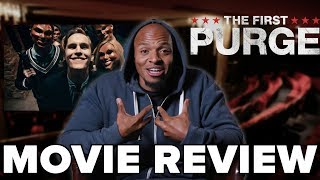'The First Purge' Review - The Purge Might Be Fun