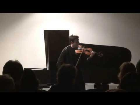 "Stanislav Pronin - A. Schnittke ""A Paganini"""