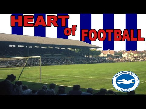 HEART OF FOOTBALL 1998 | BRIGHTON AND HOVE ALBION DOCUMENTARY